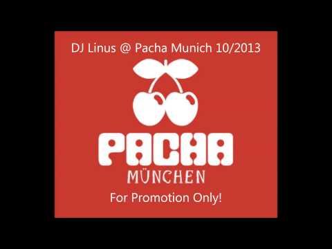 DJ Linus @ Pacha Munich 26.10.2013