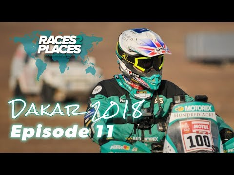 Lyndon Poskitt Racing: Races to Places - Dakar Rally 2018 - Episode 11 - Rest Day