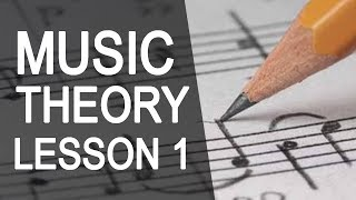 Music Theory for Beginners - Lesson 1 - Learn the Steps of Major Scale on Piano