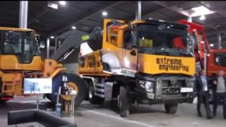 Renault Trucks приятно удивил на выставке в Киеве