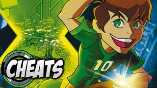 Ben 10: Omniverse Wii/Wii U/PS3/Xbox - Cheats