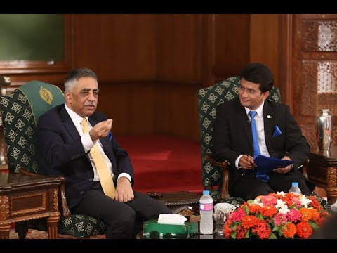 Youth Parliament Legislative Council Dialogue Session With Governor Sindh