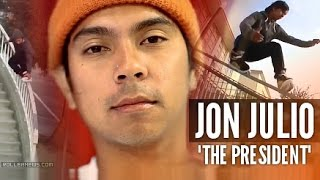 Jon Julio: Tribute Edit (2016), Banner made on Gimp