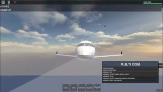 Fly Retro, Day with ATC, and flight ROBLOX