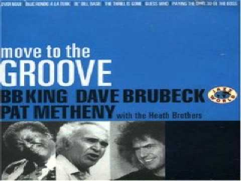 Pat metheny b b king his orchestra the thrill is gone