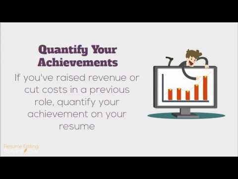 10 Latest Resume Trends 2016 - YouTube