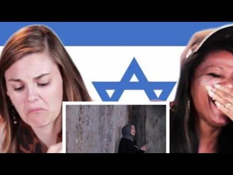 Beginilah reaksi orang israel melihat klif sabya
