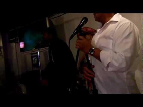 Barry Bogert, Jr. and Leo Ancheta singing You Make...