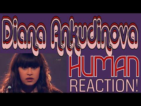 Diana Ankudinova - Human- Rag 'n' Bone Man Cover - ROCK MUSICIAN REACTION