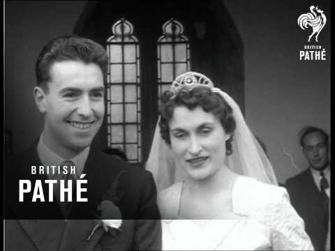 Jean Desforges Marries (1954)