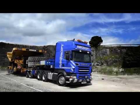 Scania V8 R620 Heavy Haul