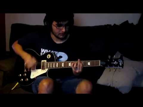 blink-182 - A Letter To Elise (Cure Cover) Guitar Cover
