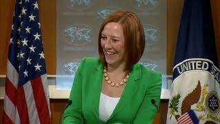 Briefing on Assistant Secretary Nuland's & Ambassador to Ukraine Pyatt's Call