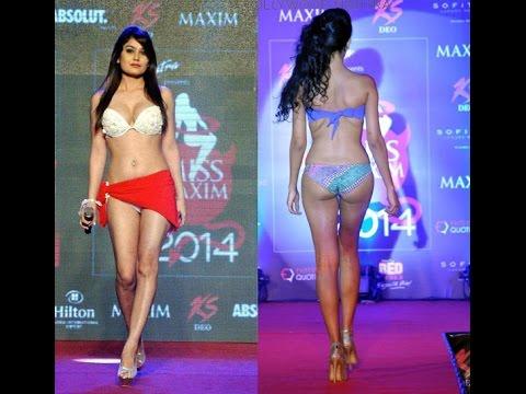 HOT BIKINI Fashion Show 2016   Bright Perfect Miss India