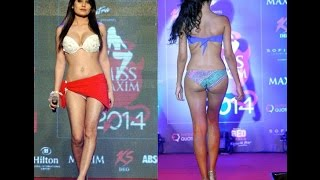 Watch bright perfect miss india's hot bikini live show only on chilliflakes. chilliflakes media & entertainment.