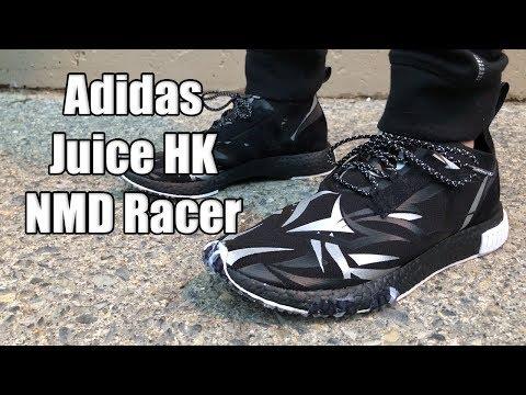 Adidas Consortium x Juice HK NMD Racer