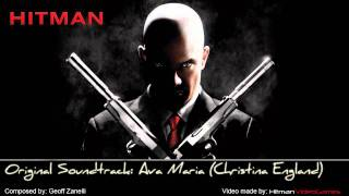 Hitman Original Soundtrack - Ava Maria (Christina England)