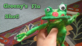 8GT Movie : Greeny's Flu Shot!