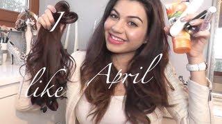 I like... April