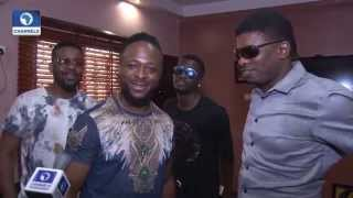 EN:  Tony Tetuila, Style Plus & Paul Play Dairo Get Together For GOAT Concert