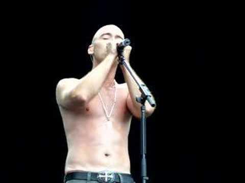 Live -  Overcome Live @ Rockin' Park nijmegen 28-06-08