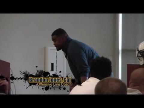 Brandon Jones, LWG Coaches Clinic 2016