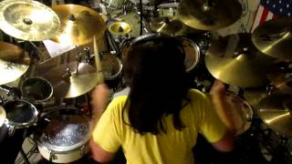 Glen Monturi - New Millennium (Dream Theater Drum Cover)