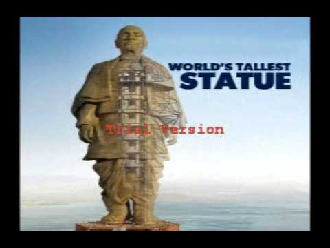 statue of unity by meet bhanderi
