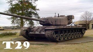 World of Tanks - T29 (VII)