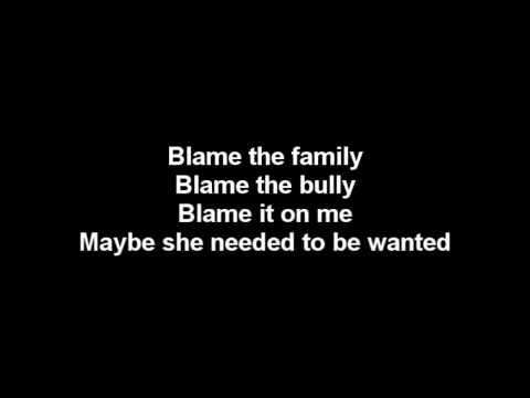 Three Days Grace - Bully [Lyrics & HQ Audio]