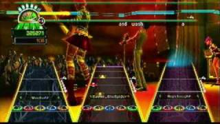 Guitar Hero World Tour What I've done (PS3 Full Band)