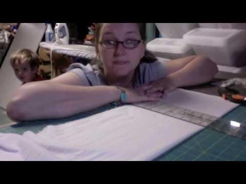 Making Cloth Napkins