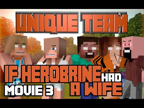 If Herobrine Had A Wife Movie 3
