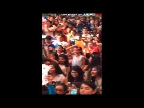 Laura Marano-Me And You Dubai Live 8/6/15