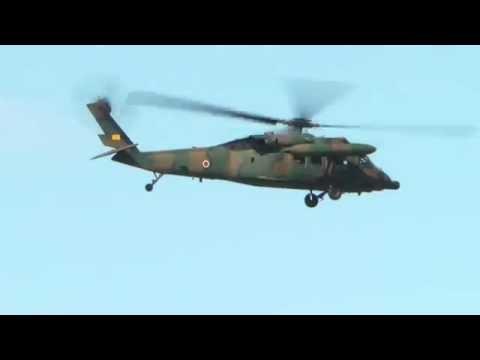 熊本空港 JAPAN GROUND SELF-DEFENSE FORCE UH-60JA