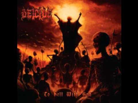 """Regresa la furia de Deicide """"To hell with god"""""""