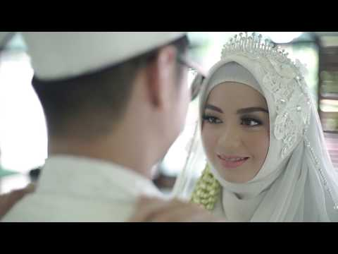 Kebaya Akad Nikah Hijab Dinda Zhafran   Laksmi Kebaya Muslimah & Islamic Bride   081703707670