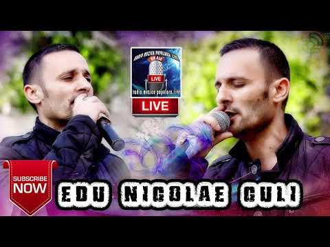 Edu Nicolae Culi -  Colaj live muzica de  petrecere Cele mai ascultate melodii