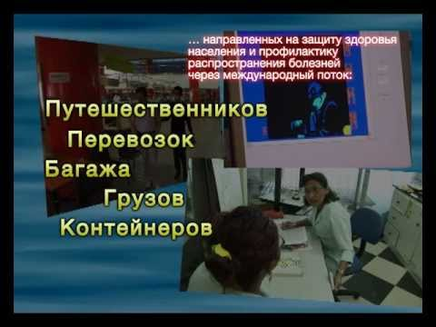 IHR implementation  at points of entry (PoE): ports , airports and   ground crossings ( Russian)
