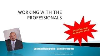 QuantumListing David Perlmutter 07 23 218
