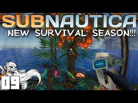 """FARMING = UNLIMITED FOOD SUPPLY!!!"" Subnautica Ep 09 1080p HD PC Gameplay Walkthrough"