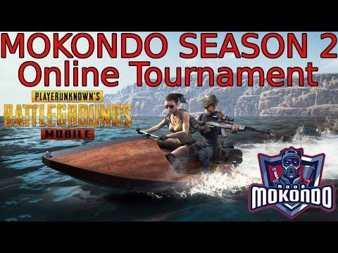 🔴Mokondo Squad PUBG Mobile Online Tournament Season 2 Final. 11 November 2019, PUBGM Indonesia.