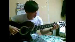 Mùa đông không lạnh - Nhơn Hòa ( Guitar Cover ) :))