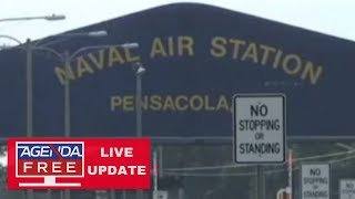 Shooting at Naval Air Station Pensacola - Agenda Free TV LIVE UPDATE