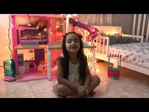 Mia Isabella PR👧🏻🦄Mi Primer Video En Youtube BIENVENIDOS A MI CANAL♥️👧🏻