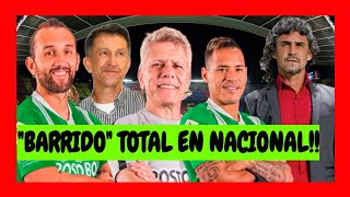 por LEONEL y OSORIO se va AUTUORI y BOCANEGRA? fichajes y Salidas atlético nacional 2019-2