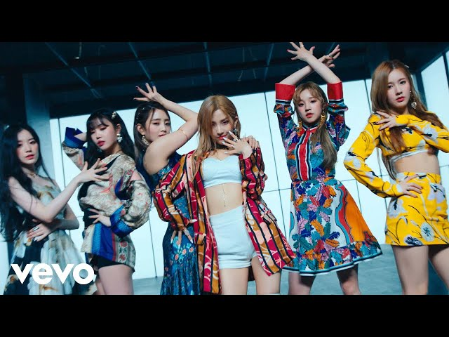 (G)I-DLE - 「LATATA」(Japanese ver.) MUSIC VIDEO