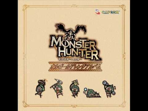 Monster Hunter OST - Jungle Battle Theme