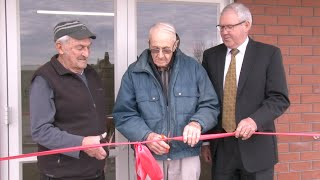 Retirement village welcomes men's shed workshop