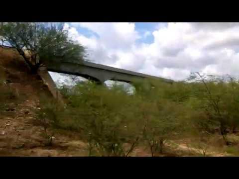 Ponte Ferroviária do Açude Soledade - Soledade - PB